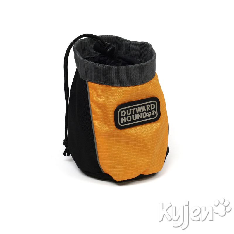 Outward Hound Treat N Ball Bag Orange