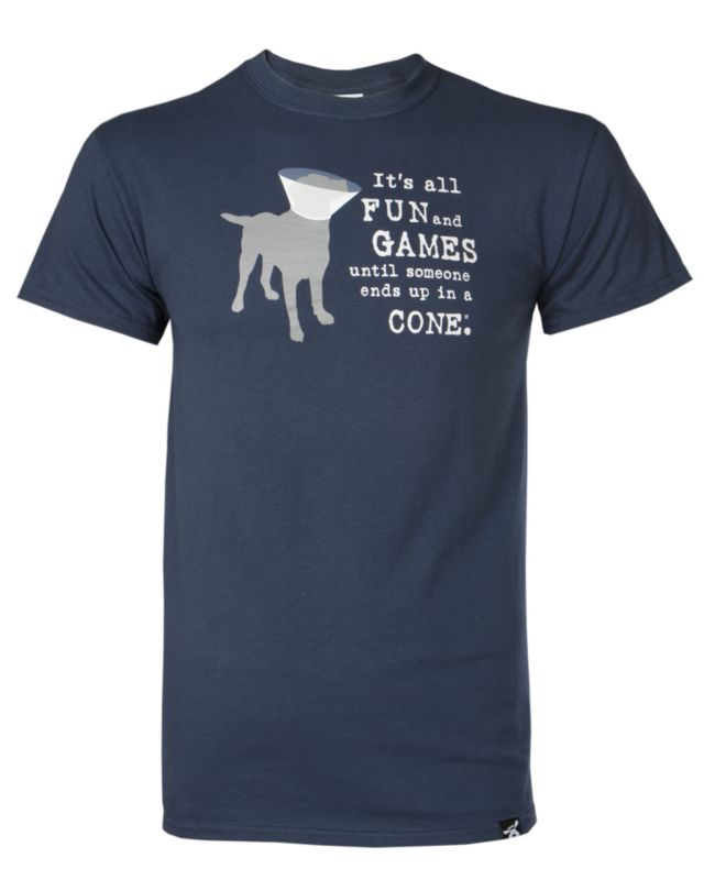 Its All Fun and Games Adult T-Shirt LG