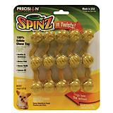 SPINZ Edible Chicken Dog Chew Toy