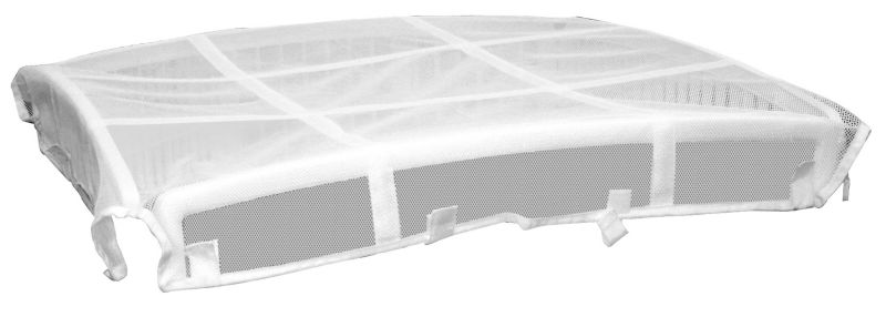 Iris CI-604-MSR Mesh Roof for 4 Panel Exercise Pen