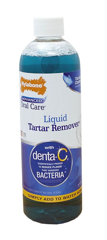 Advanced Oral Care Liquid Dog Tartar Remover 16 oz