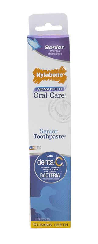 Advanced Oral Care Senior Toothpaste for Dogs