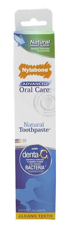 Advanced Oral Care Natural Toothpaste for Dogs