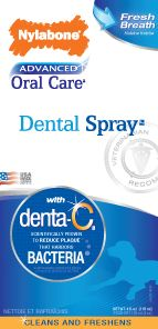 Advanced Oral Care Dental Spray for Dogs and Cats