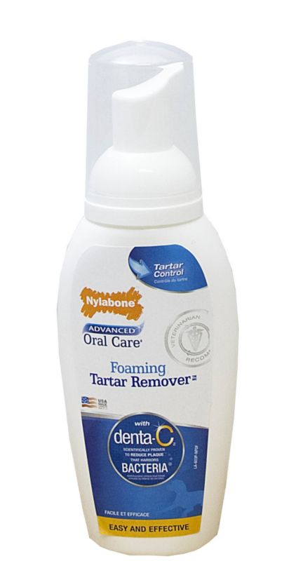 Advanced Oral Care Foaming Dog Tartar Remover