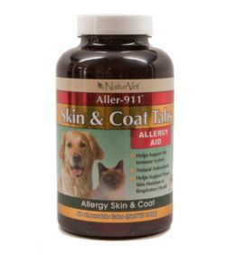 Aller-911 Allergy Aid Pet Supplement Tablets