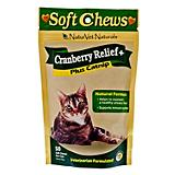 NaturVet Cranberry Relief Cat Treat