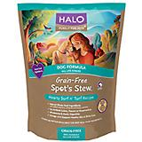 Halo Spots Stew Grain Free Surf/Turf Dog Food