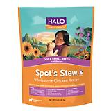Halo Spots Stew Small Breed Dry Dog Food