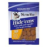 Nutri-Vet Hide Ems Pill Wrapper Dog Treat