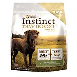 Instinct Raw Boost Venison Dry Dog Food