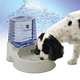 KH Mfg CleanFlow Filter Water Bowl