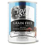 GO Natural Freshwater Trout Can Dog Food
