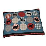 Petmate Rover Gusseted Pillow Quilted Dog Bed