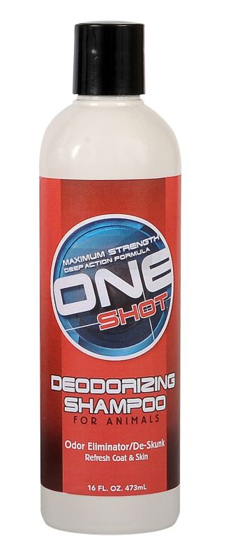 Best Shot One Shot Deodorizing Skunk Shampoo 16oz