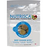 Nutrisca Freeze Dried Beef Bites Dog Food