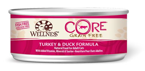 Buy food & drink gift baskets advertising - Wellness CORE Turkey and Duck Can Cat Food