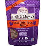 Stella and Chewys Freeze Dried Turkey Cat Food