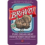 Bravo Turkey Organs Frozen Raw Pet Food