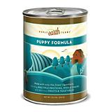 Whole Earth Farms Puppy Formula Can Dog Food 12 Pk