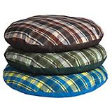 Quiet Time Round Indoor Outdoor Pet Bed