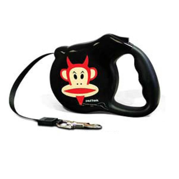 Paul Frank Devil Julius Retractable Lead Small