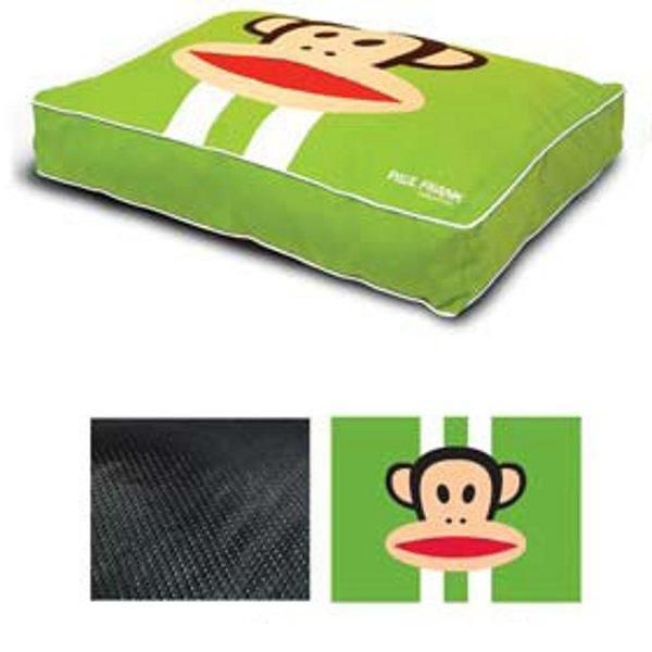 Paul Frank Julius Racing Stripes Dog Bed Large