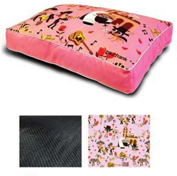 Paul Frank Wedding Bells Dog Bed Large