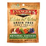 Evangers Organic Chicken Jerky Dog Treat