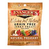 Evangers Pheasant Jerky Dog Treat
