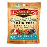 Evangers Venison Jerky Dog Treat