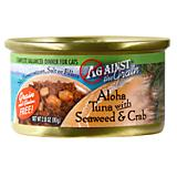 Evangers Against the Grain Aloha Tuna Can Cat Food