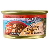 Evangers Against the Grain Shrimp Dad Can Cat Food