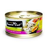 Fussie Cat Premium Tuna/Chicken Can Cat Food