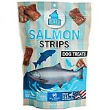 Plato Salmon Strips Dog Treat