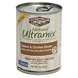 Ultramix Grain Free Chicken/Salmon Can Dog Food