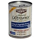 Ultramix Grain Free Turkey/Vegetable Can Dog Food