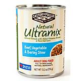 Ultramix Beef/Vegetable/Barley Stew Can Dog Food