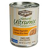 Ultramix Chicken/Vegetable Stew Can Puppy Food