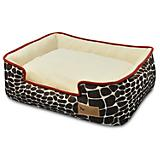 PLAY Kalahari Brown Lounge Dog Bed