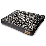 PLAY Seregeti Grey Rectangle Dog Bed