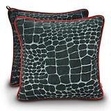 PLAY Kalahari Black Pillow Dog Bed