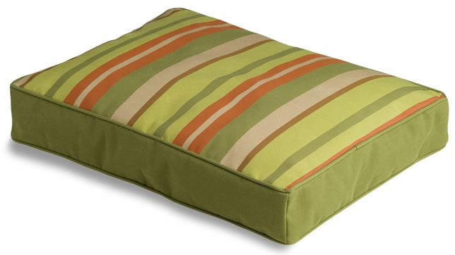 Crypton LaPalma Pear Outdoor Dog Bed Medium