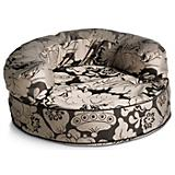 Crypton Melrose Licorice Bolster Dog Bed