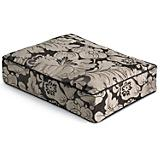 Crypton Melrose Licorice Rectangle Dog Bed