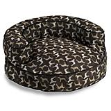 Crypton Rotator Midnight Bolster Dog Bed