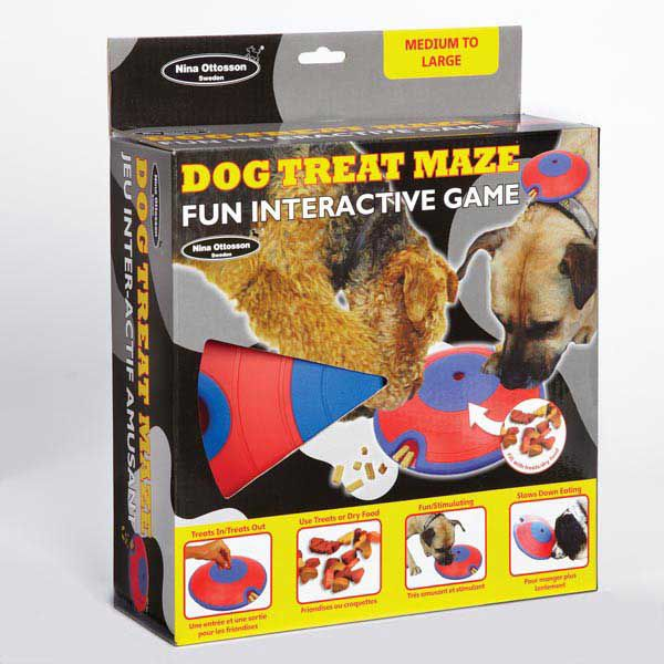 Nina Ottosson Treat Maze Dog Toy SM