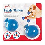Zanies Puzzle Station Add On Ball 2pk