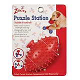 Zanies Puzzle Station Add On Football Dog Toy