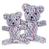 Zanies Rope Bear Dog Toy